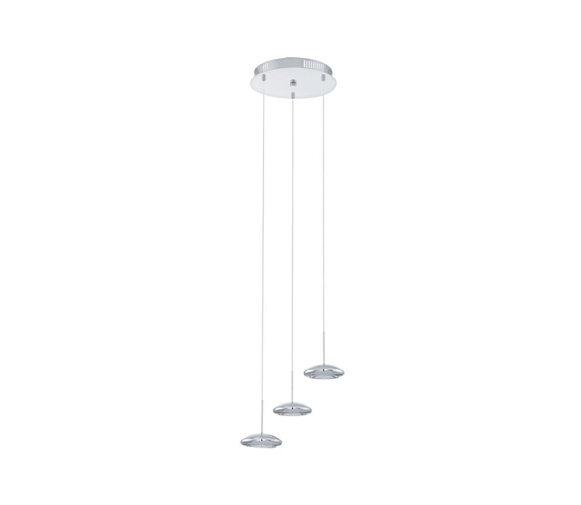 Eglo 92785 - LED lustr TARUGO 3xLED/4,5W/230V EG92785