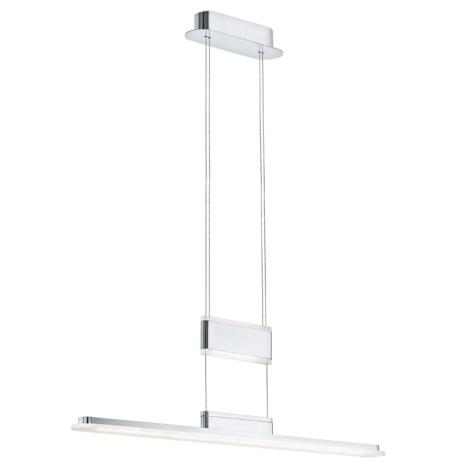 Eglo 92795 - LED závěsné svítidlo ARMEDO 1xLED/24W + 2xLED/3W/230V