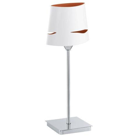 EGLO 92808 - Stolní lampa CAPITELLO 1xE14/40W/230V