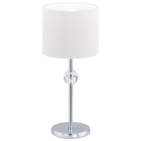 Eglo 92819 - Stolní lampa ALBAREDO 1xE27/60W/230V