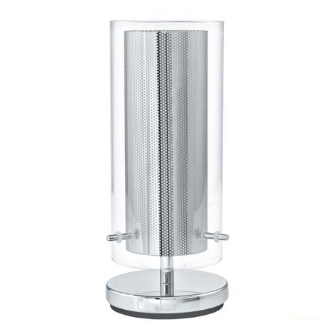 EGLO 92847 - Stolní lampa TAROLO 1xE27/60W