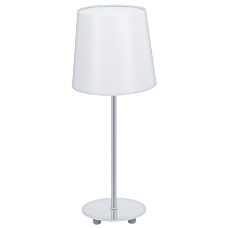 Eglo 92884 - Stolní lampa LAURITZ 1xE14/40W/230V