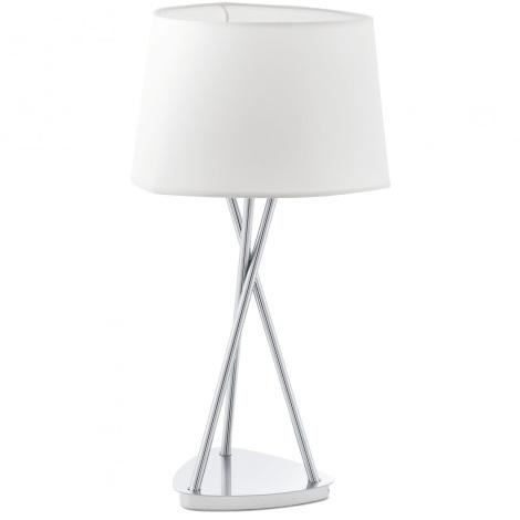 Eglo 92893 - Stolní lampa  BELORA 1xE27/60W/230V