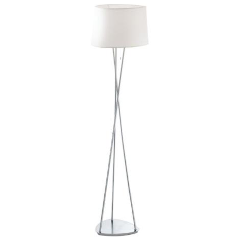 Eglo 92894 - Stojací lampa BELORA 1xE27/60W/230V