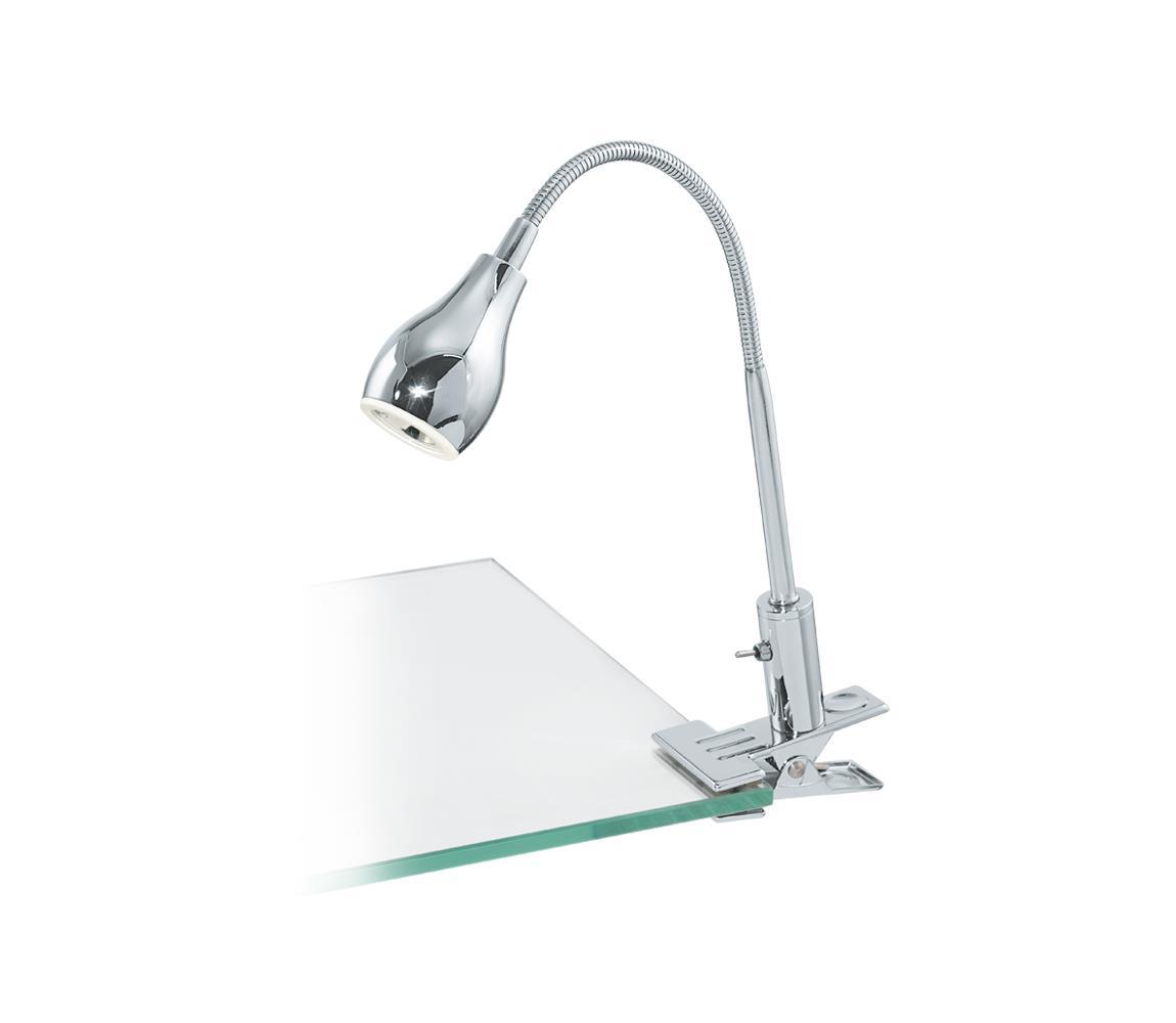 Eglo 92911 Led lampa s klipem NAIRA 1 LED/2,38W/230V EG92911