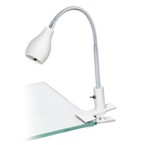 Eglo 92912 - LED lampa s klipem NAIRA 1xLED/2,38W/230V