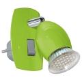 Eglo 92923 - LED svítidlo do zásuvky BRIVI 1 1xGU10-LED/3W/230V
