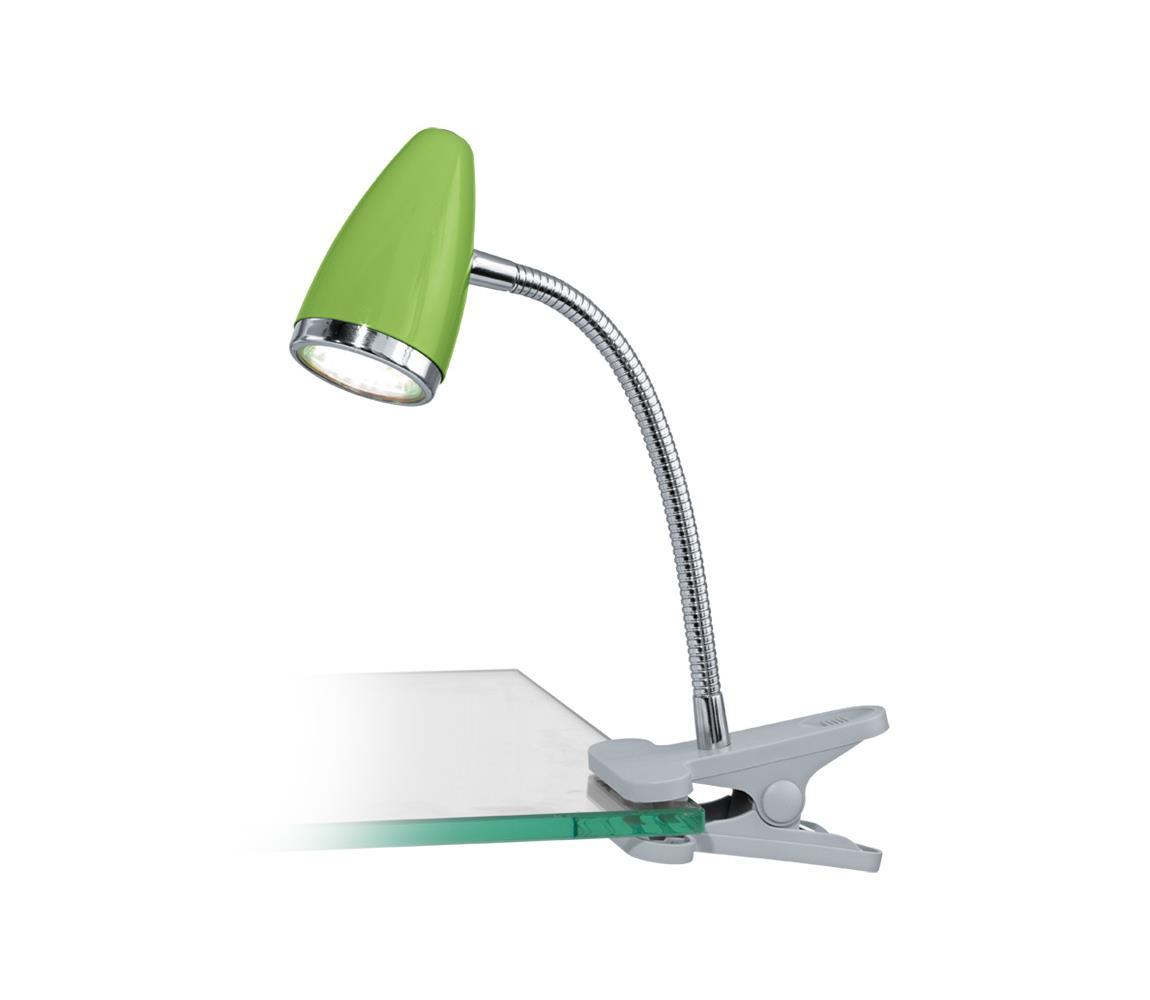 Eglo 92928 - LED lampa s klipem RICCIO 1 1xGU10-LED/3W/230V EG92928