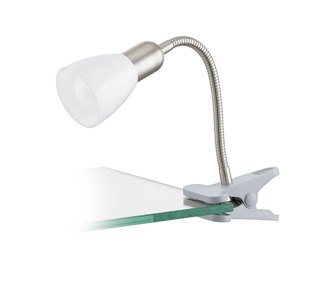 Eglo 92932 - LED lampa s klipem DAKAR 3 1xE14-LED/4W/230V EG92932