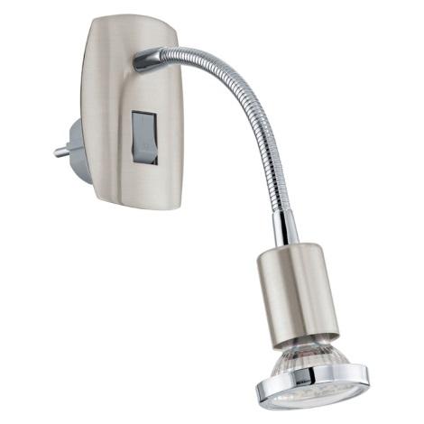 Eglo 92933 - LED svítidlo do zásuvky MINI 4 1xGU10-LED/3W/230V