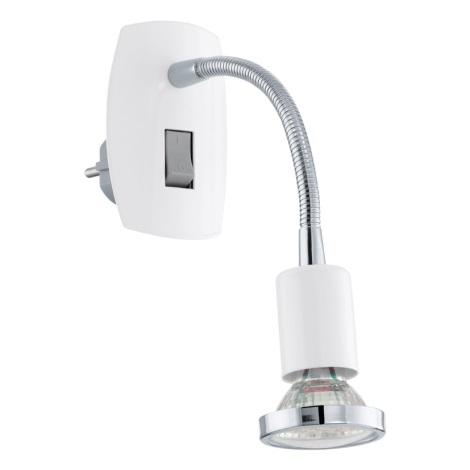 EGLO 92934 - LED Bodové svítidlo MINI 4 1xGU10/2,5W LED
