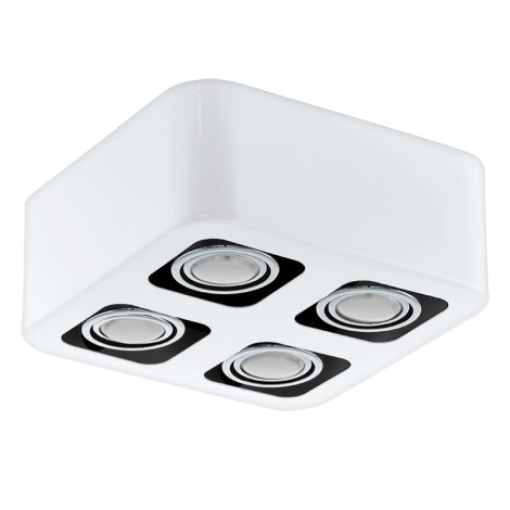 Eglo 93013 - LED přisazené stropní svítidlo TORENO 4xGU10-LED/5W/230V