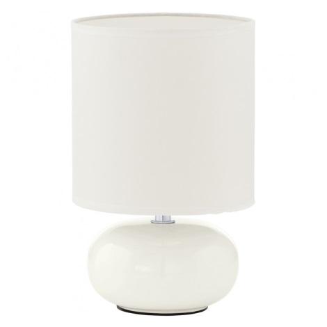 Eglo 93046 - Stolní lampa TRONDIO 1xE14/40W/230V