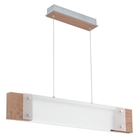 Eglo 93052 - LED závěsné svítidlo VILAR LED/18W/230V
