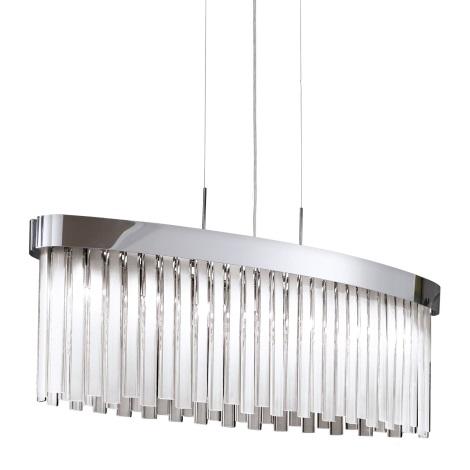 Eglo 93062 - Závěsné svítidlo TOLOSA 7xG9/33W/230V