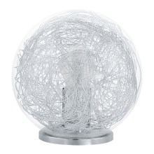 Eglo 93075 - Stolní lampa  LUBERIO 1xE27/60W/230V