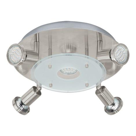 Eglo 93083 - LED bodové svítidlo PAWEDO 5xGU10-LED/3W/230V