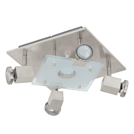Eglo 93084 - LED stropní svítidlo PAWEDO 5xGU10-LED/3W/230V