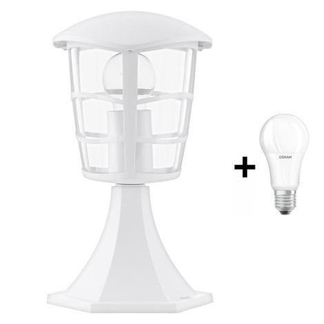 Eglo 93096 - Venkovní lampa ALORIA 1xE27/60W/230V