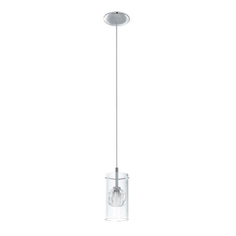 Eglo 93102 - Závěsné svítidlo RICABO 1xG9/33W/230V