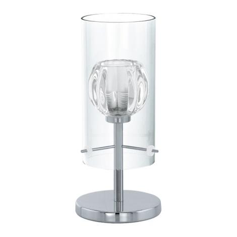 Eglo 93105 - Stolní lampa RICABO 1xG9/33W/230V