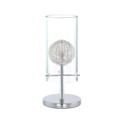 EGLO 93115 - Stolní lampa LAMAS 1xG9/33W