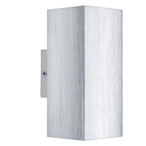 Eglo 93127 - LED nástěnné svítidlo MADRAS 2 2xGU10-LED/3W/230V