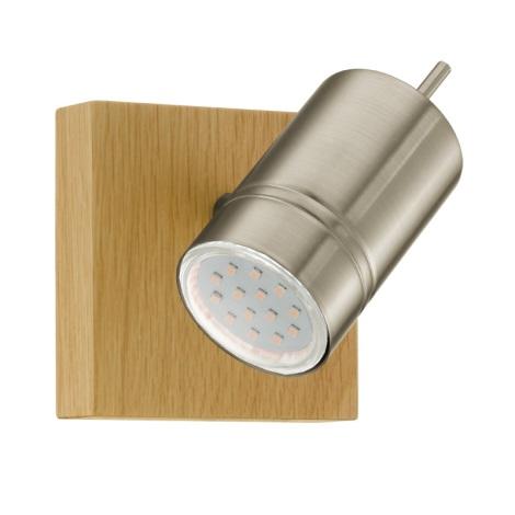 Eglo 93146 - LED bodové svítidlo MARATEA 1 1xGU10/3W/230V