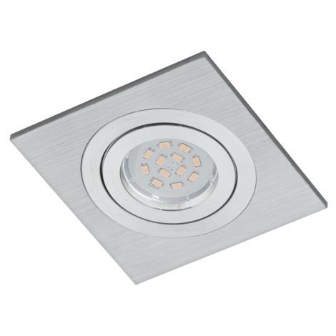 Eglo 93153 - LED podhledové svítidlo TERNI 1 1xGU10-LED/5W/230V