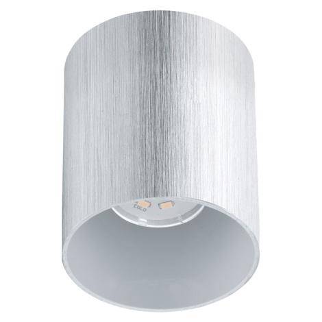 EGLO 93159 - LED Stropní svítidlo BANTRY 2 1xGU10/5W LED