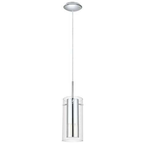Eglo 93161 - LED lustr PINTO 2 1xGU10/5W/230V