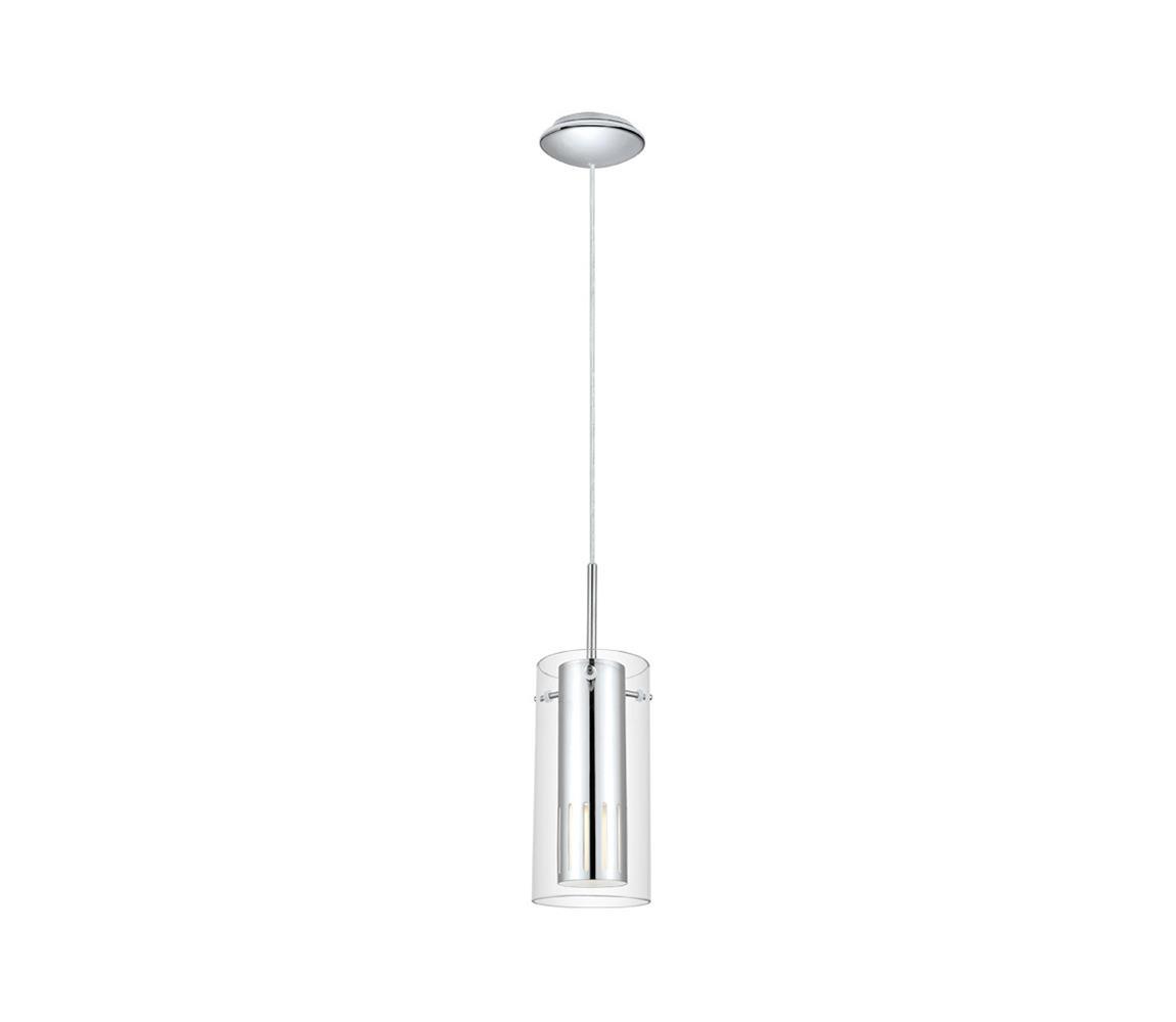 Eglo 93161 - LED lustr PINTO 2 1xGU10/5W/230V EG93161