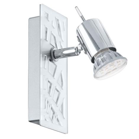 Eglo 93175 - LED bodové svítidlo DAVEN 1 1xGU10-LED/5W/230V