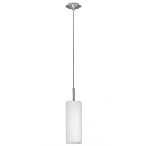 Eglo 93194 - LED závěsné svítidlo TROY4 E27/7W/230V