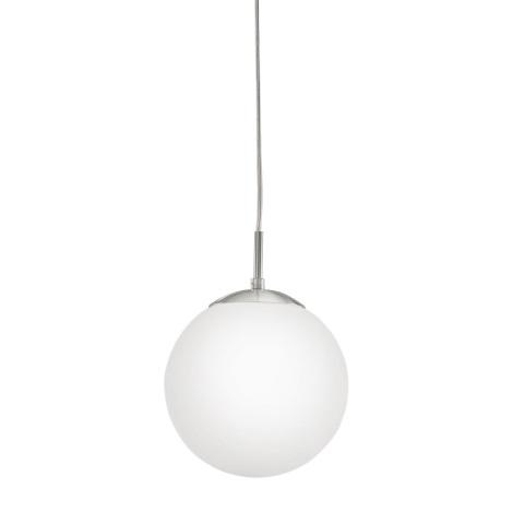 EGLO 93197 - LED Lustr na lanku RONDO 1 1xE27/7W LED