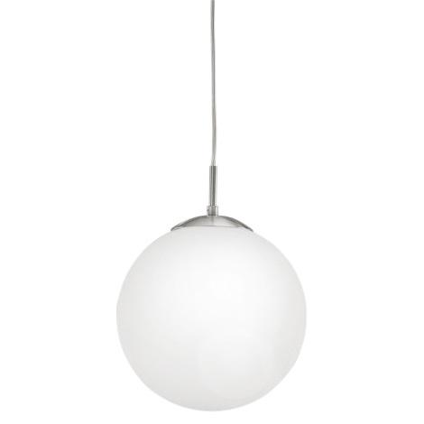 EGLO 93198 - LED Lustr na lanku RONDO 1 1xE27/7W LED