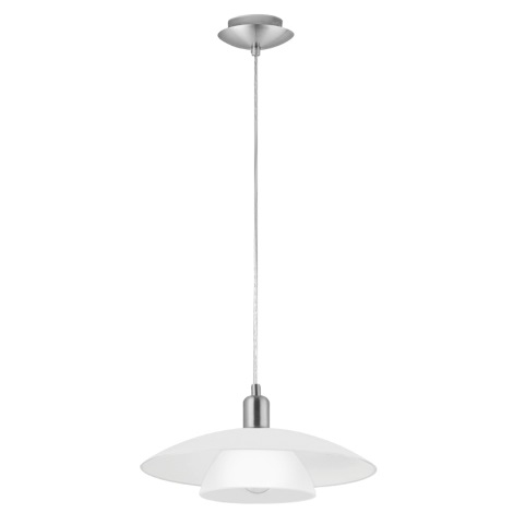 EGLO 93204 - LED Lustr na lanku BRENDA 2 1xE27/7W LED
