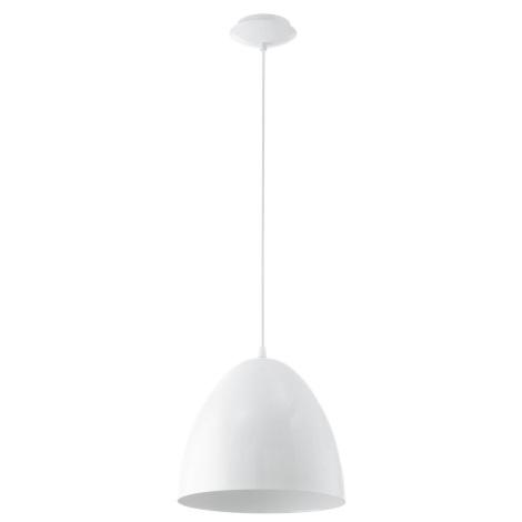 EGLO 93206 - Závěsné svítidlo CORETTO 1 1xE27/7W