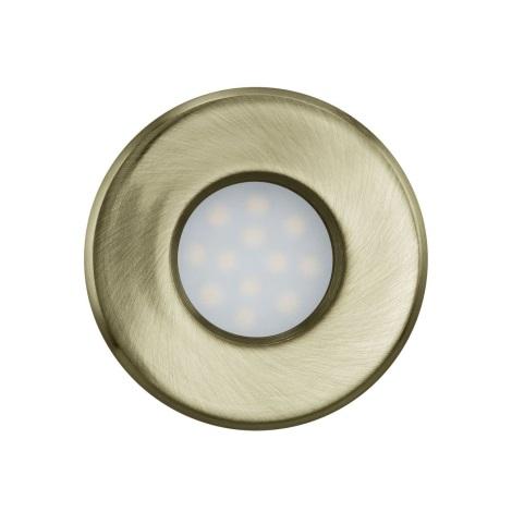 Eglo 93217 - LED koupelnové podhledové svítidlo IGOA 1xGU10/5W/230V