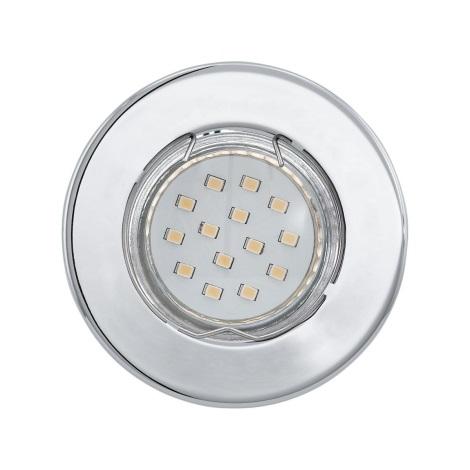 Eglo 93224 - LED podhledové svítidlo IGOA 1xGU10/3W/230V