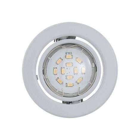 Eglo 93232 - LED podhledové svítidlo IGOA 1xGU10/5W/230V