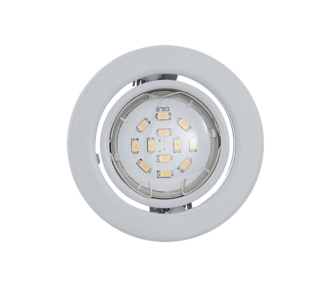 Eglo 93232 - LED podhledové svítidlo IGOA 1xGU10/5W/230V EG93232