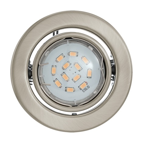 Eglo 93234 - LED podhledové svítidlo IGOA 1xGU10/5W/230V