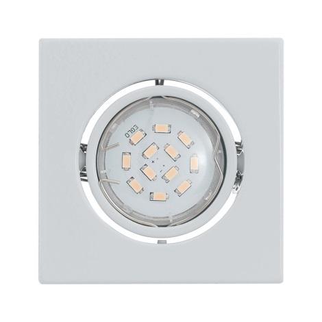 Eglo 93241 - LED podhledové svítidlo IGOA 1xGU10/5W/230V bílá