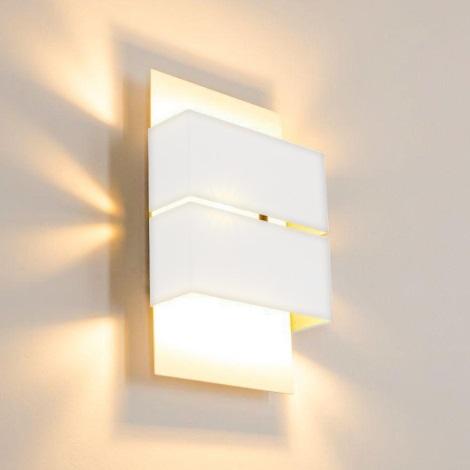 Eglo 93253 - LED venkovní osvětlení KIBEA 2xLED/2,5W/230V