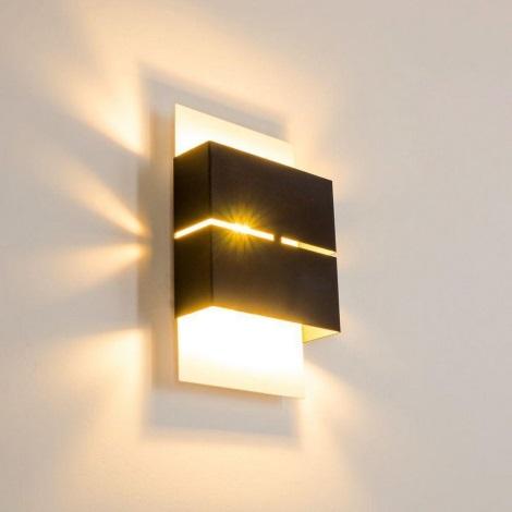Eglo 93254 - LED venkovní osvětlení KIBEA 2xLED/2,5W/230V