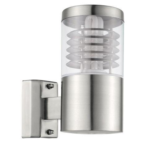 Eglo 93269 - Venkovní nástěnné svítidlo BASALGO 1xE27/15W/230V