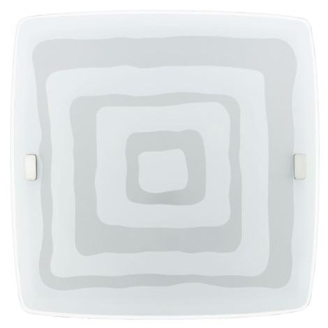 EGLO 93283 - LED Nástěnné stropní svítidlo LED BORGO 1xLED/18W/230V
