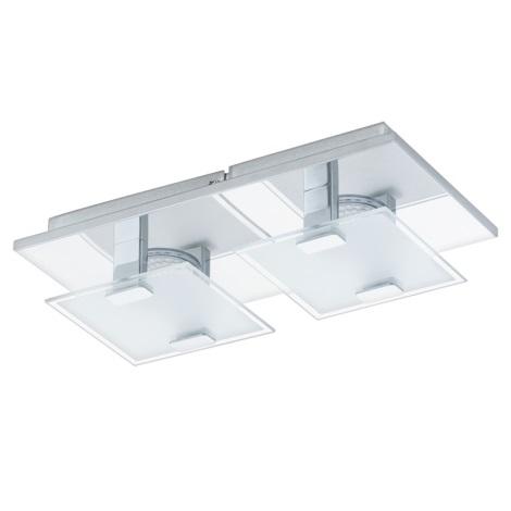 Eglo 93312 - LED stropní svítidlo VICARO 2xLED/2,5W/230V