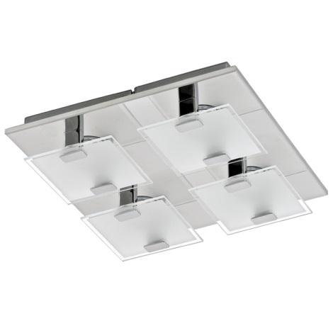Eglo 93314 - LED stropní svítidlo VICARO 4xLED/2,5W/230V